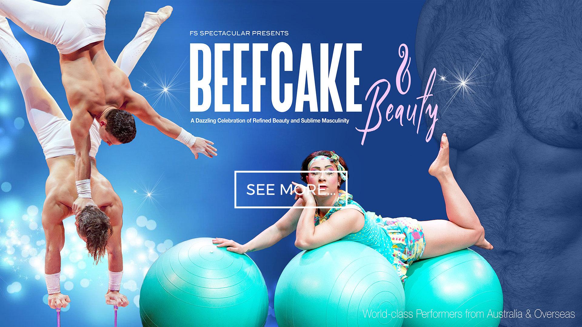 Beefcake and Beauty