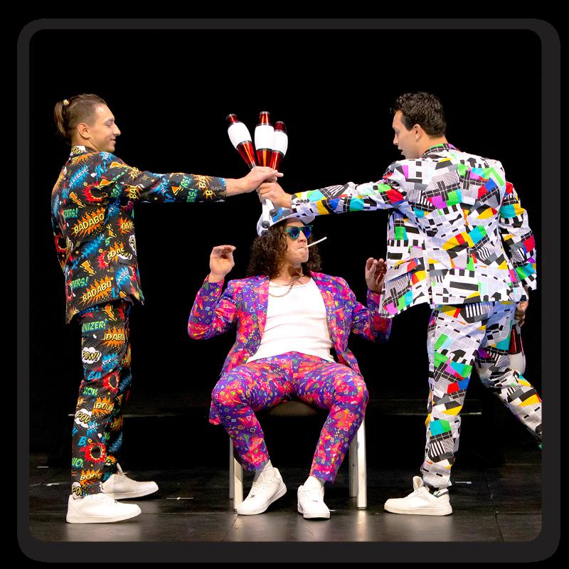 Messoudi Brothers - Strip Juggling